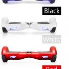 Self Balancing Scooter two 6.5 inch Wheel with Led Bluetooth Speaker 6.5 inch hover board