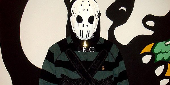 LRG Jason Friday the 47th Hoody