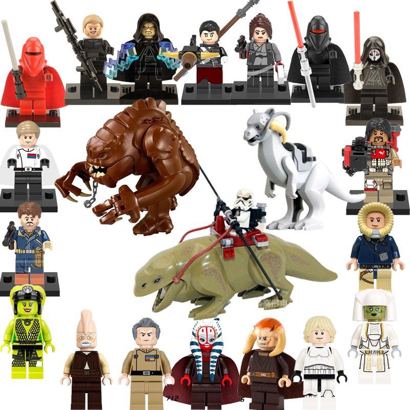 LEGO Bau- & Konstruktionsspielzeug Lego Star Wars Figur Tauntaun