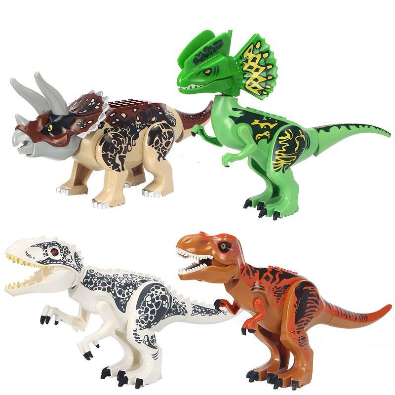 dino lego triceratops