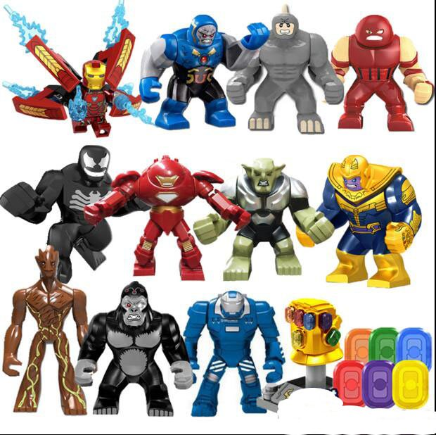By Photo Congress    Lego Marvel Big Figures Toys