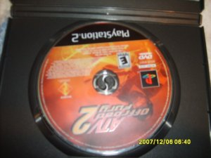 Playstation 2 Game: ATV Offroad Fury 2
