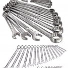 Craftsman 26+26=52 Pc Combination Wrench Set SAE/MM 12 Pt 13/64 to 1-1/8, 4-22mm