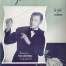 "Sheet Music ""Johnny Doughboy found a Rose in Ireland"""