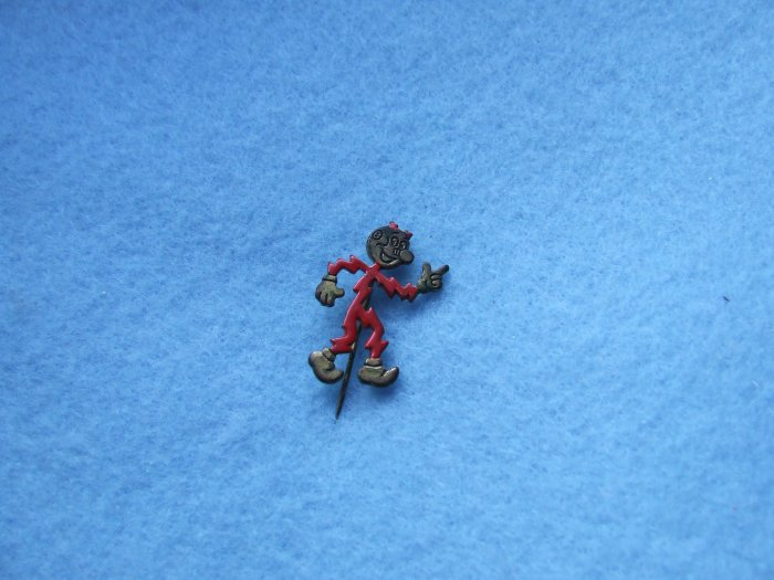 Pin Reddy Kilowatt  $7.50 shipping included