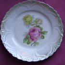 German Plate Roses Marked 'Orla Germany'   $12.50 shipping included