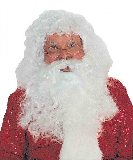 2304 Santa Wig and Whisker Set