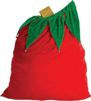 26504 Santa Bag with Bells