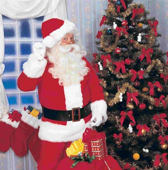 23207XL Regency Plush Santa Suit Size XL (50-56)
