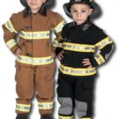 Deluxe Firefighter Child Playset