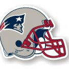 "New England Patriots 12"" Car Magnet"