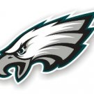 "Philadelphia Eagles 12"" Car Magnet"