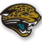 """Jacksonville Jaguars 12"""" Car Magnet"""