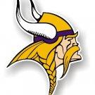 "Minnesota Vikings 12"" Car Magnet"