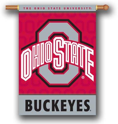"Ohio State Buckeyes 28"" x 40"" Outdoor Banner"