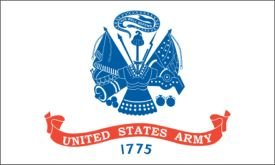 U.S. Army Flag (3' x 5') Made of Nylon