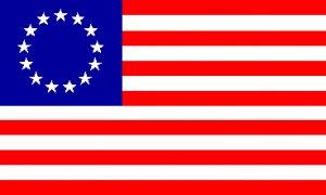 3' x 5' Betsy Ross Nylon Flag
