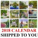 2018 Art Calendar TO BE SHIPPED