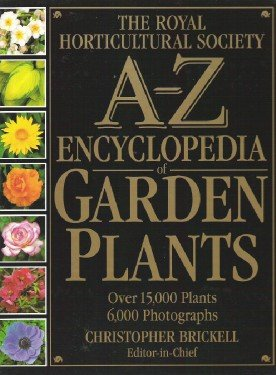 THE ROYAL HORTICULTURE SOCIETY A-Z ENCYCLOPEDIA OF GARDEN PLANTS. # GB001.