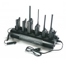 Impact 6 Unit Gang Charger