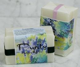 Lavender Purity Soap