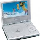 INITIAL IDM-1731 7'' PORTABLE DVD PLAYER