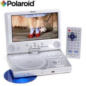 POLAROID PDV-0823A 8 INCH PORTABLE DVD PLAYER