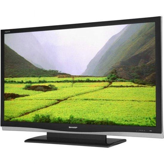 "Sharp Aquos 52"" Flat Panel 1080p HDTV LCD TV"