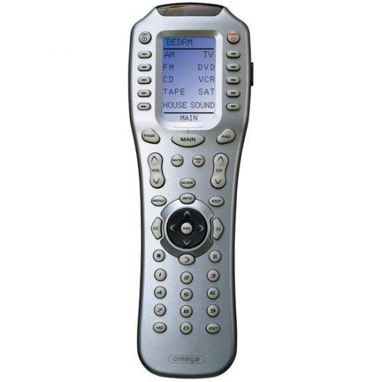 URC 20-Component IR/RF Omega Remote Control