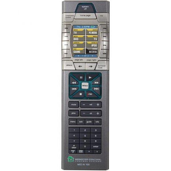 Monster Central 15-Device Monster MCC-AV100 IR Home Theater Controller