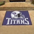 """NFL - Tennessee Titans All-Star Mat 33.75""""x42.5"""""""