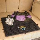 NFL Jacksonville Jaguars Heavy Duty Vinyl Cargo Mat