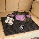 NFL Oakland Raiders Heavy Duty Vinyl Cargo Mat