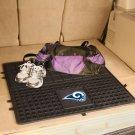 NFL Saint Louis Rams Heavy Duty Vinyl Cargo Mat