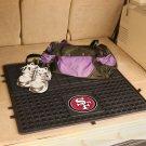 NFL San Francisco 49ers Heavy Duty Vinyl Cargo Mat