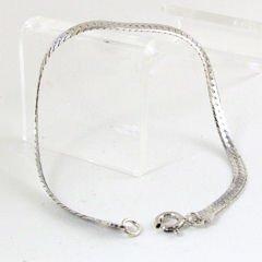 Sterling Silver Herringbone Chain