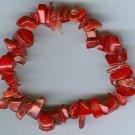 Carnelian Freeform Bracelet