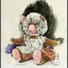 I'm Here Dear Friend Toy Doll Gallery Art Prints Home Decorating Wall Hanging Posters