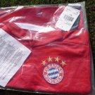 NEW adidas Bayern Munich Away Jersey 16 - 17 Youth X-Large YXL Classic Red White