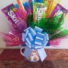 Cupcake Birthday Bouquet and Mug