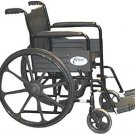 "Trius Saturn 18"" Fixed Arm Wheelchair"