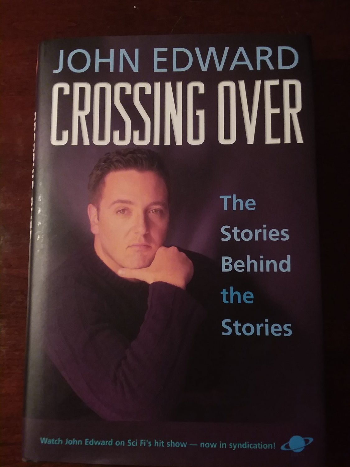 Crossing Over by John Edwards