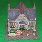 "Hawthorne Village ""Fitzpatrick Library"" 2006 Emerald Isle Village Collection"