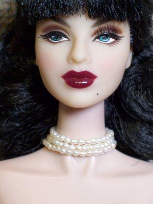 Freshwater pearl triple choker - Fashion Doll Jewelry