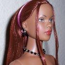 Black & Silver Jewelry set - Fashion Doll Jewelry
