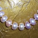 Multi color freshwater pearls