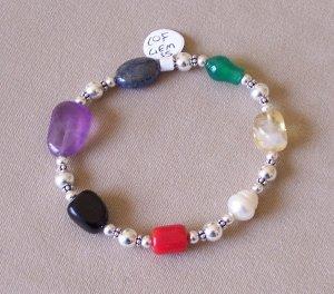 Gems of Faith bracelet
