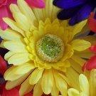 YELLOW Bloomin' Pens - Gerbera Daisy flower pens