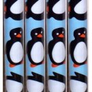 Penguin design - Topped Pens