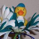 Baby boy ducky Bloomin' Pen- set of 4